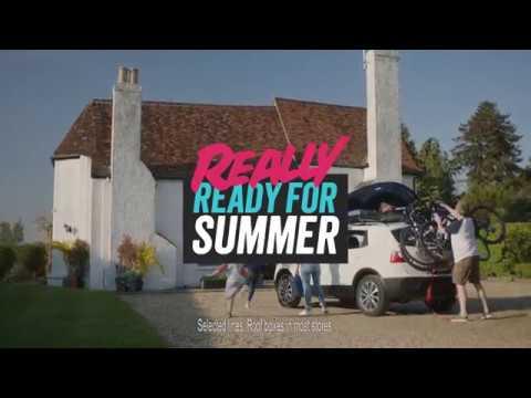 Halfords Ready for Summer 2018 (30secs)