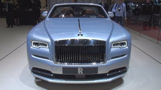 Rolls-Royce Dawn (2018) Exterior and Interior