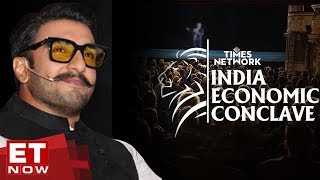 Ranveer Singh on 'New Age Role Models' at India Economic Conclave   FULL INTERVIEW