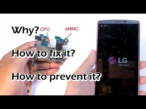 [2018] How to fix Bootloop on LG V10 / G4 & prevent it happen again