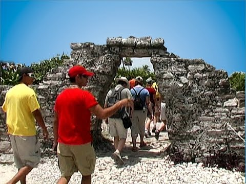 Welt der Maya - Mexiko Tulum - Belize Cahal Pech - Mysterious Mayan ruins
