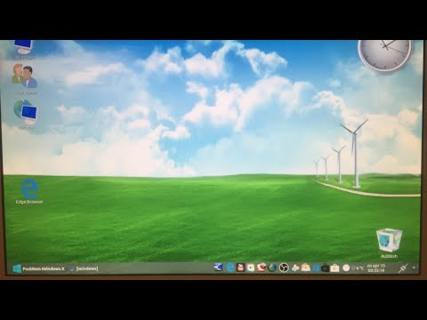 Latest iWindowsX Concept Distro inside looks and software tips and what you can expect - 2018