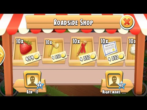 Buy Land Material On Market By Chance - Hay Day Level 81 | Part 15 - Freedom Farm