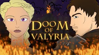 game of thrones prequel doom of valyria animated pilot unofficial