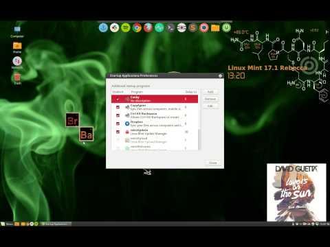 Problem solving guide Linux Mint Episode 2  : ctrl + alt + backspace - reset cinnamon