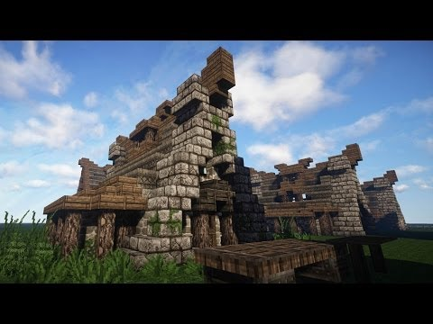 Windhelm Inspired Houses