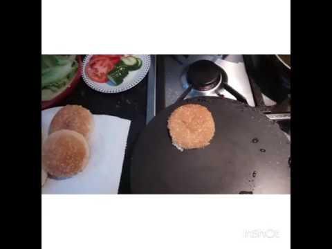 Ready made chicken burgers,easy chicken burgers