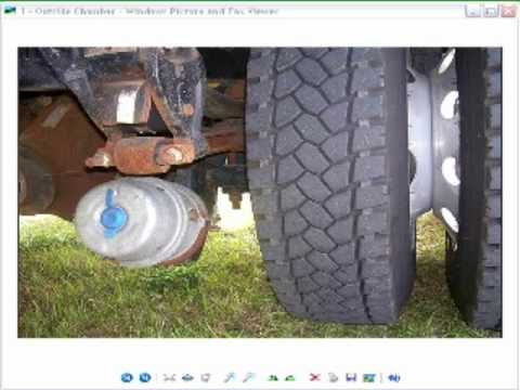 Introduction to Trucking - Air Brake Chambers
