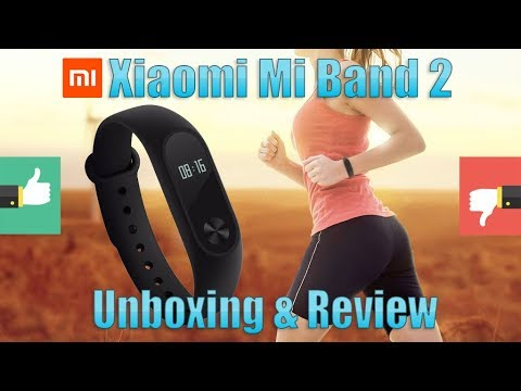 Xiaomi Mi Band 2 - Watch This Before Buying One