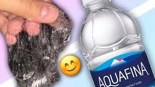 WATER SLIME 💦 Testing NO GLUE Water Slime Recipes!!