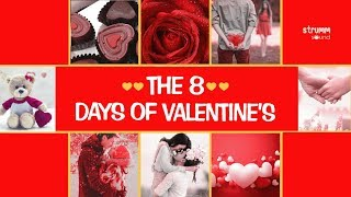 The 8 Days of Valentine's Jukebox