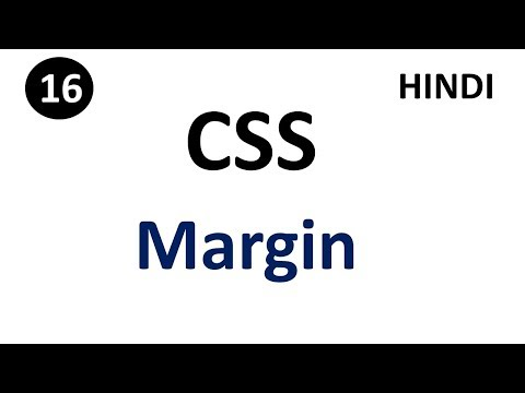 Margin in CSS   Part - 16   CSS Tutorial   Tech Talk Tricks