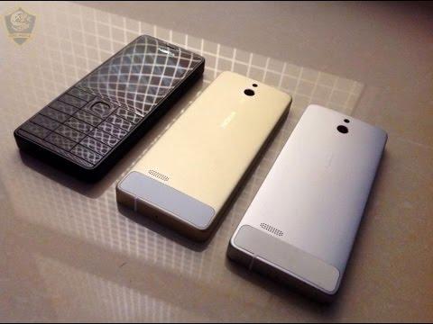 Nokia 515 phiên bản màu gold sang trọng