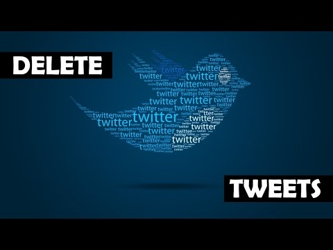 HOW TO DELETE ALL TWEETS AT ONCE – IN MY TWITTER