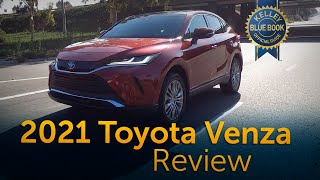 2021 Toyota Venza | Review & Road Test