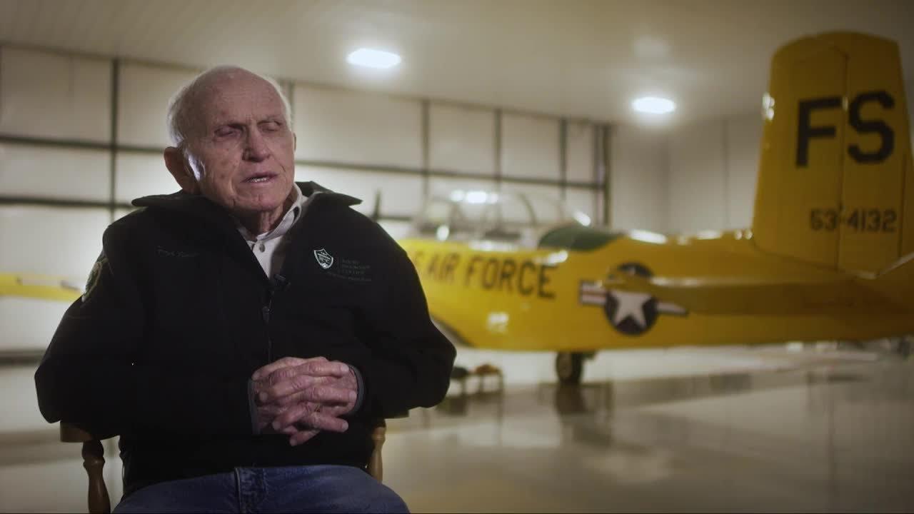 Former astronaut Borman shares memories of Apollo 8