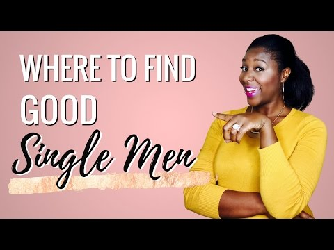 Where To Find COMPATIBLE Single Men