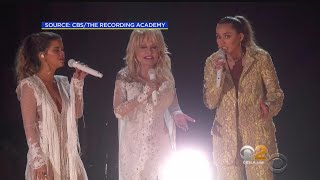 Download The Women Show The Men How It's Done At 61st Grammys Video