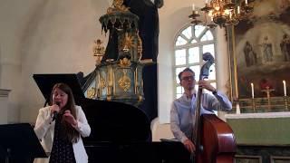 Alone Together -  Mats Byström & Petra Ahlmark Quartet