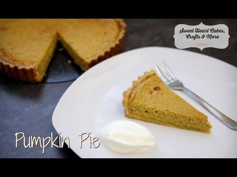 Perfect Pumpkin Pie  -  Surprisingly Easy