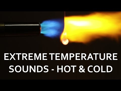 Thermal Flux - Insanely Hot and Freezing Cold Sound Effects