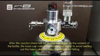 2016 D601 Diy Co2 System Generator For Aquatic Plants