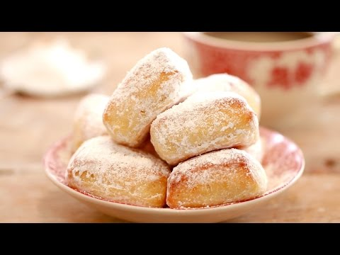 Homemade Beignets (Baked Not Fried) - Gemma's Bigger Bolder Baking Ep. 123