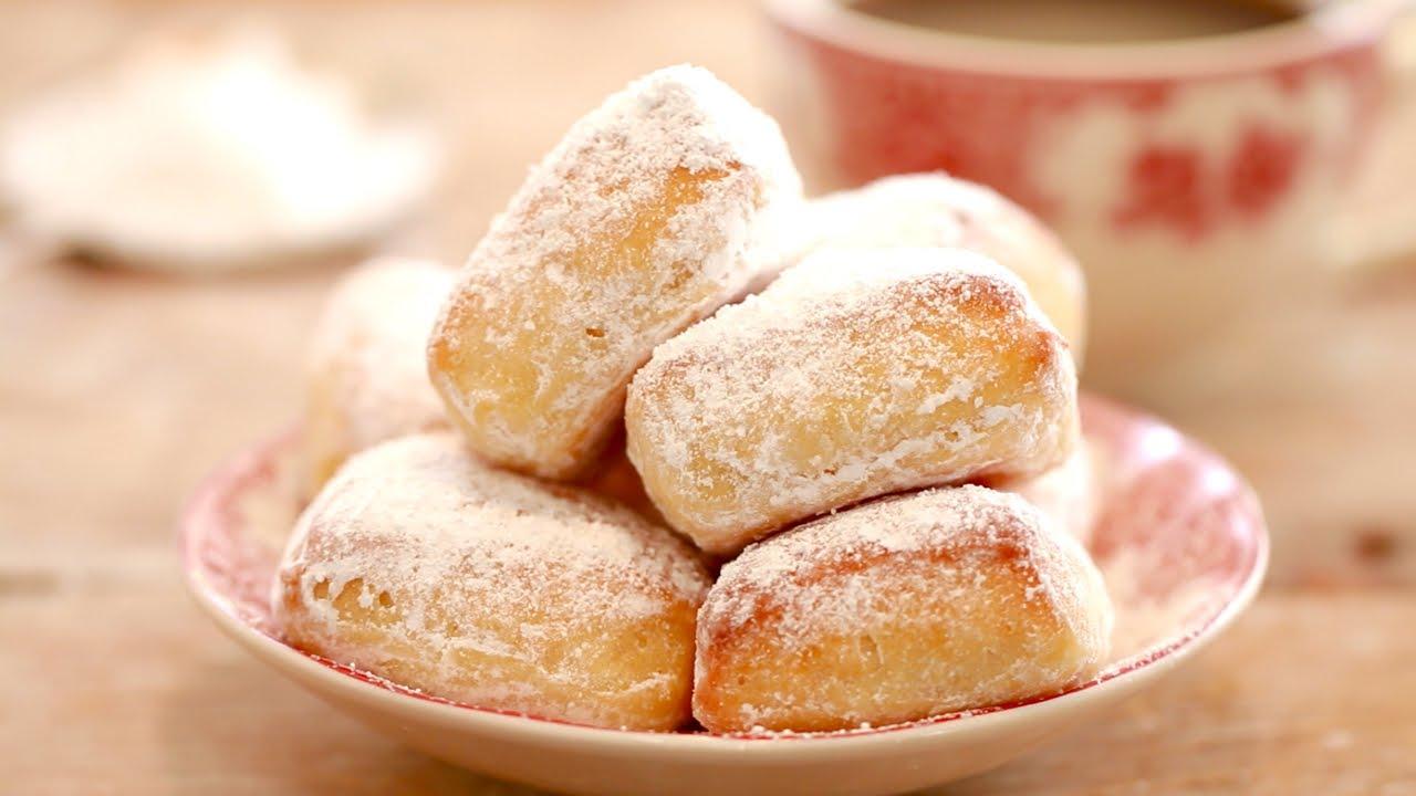 Homemade Beignets (Baked Not Fried) - Gemma's Bigger Bolder Baking Ep. 123