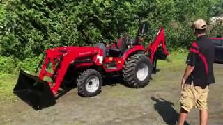 Mahindra 1626 Tractor Walk Around - Vidly xyz