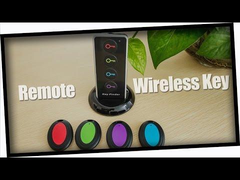 Remote Wireless Finder Receiver Alarm Locator Tracker Smart Finder - Gearbest.com