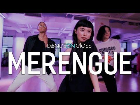 Kent Jones - Merengue | Keenan Cooks Choreography | DanceOn Class