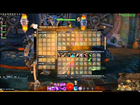 Guild Wars 2 Storage