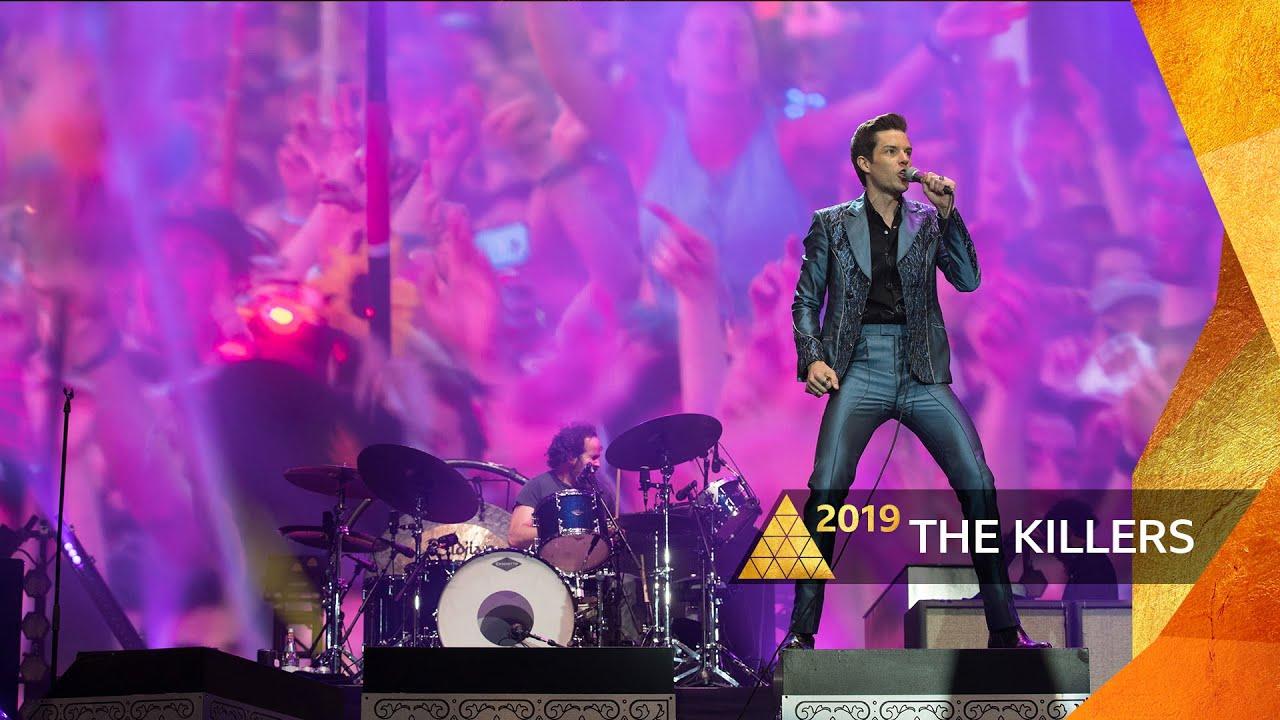 The Killers - Mr Brightside (Glastonbury 2019)