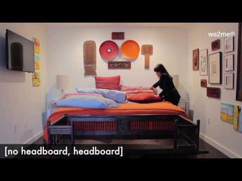 no headboard, headboard
