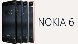 NOKIA 6 - [unboxing a recenze]