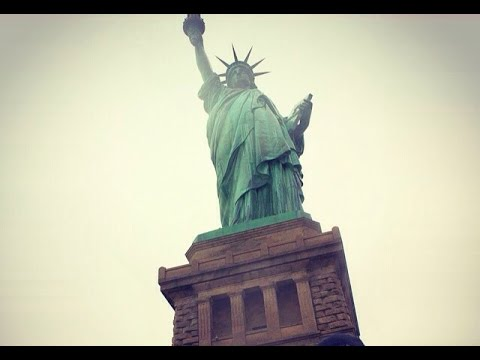 The Statue of Liberty (Pedestal Access) The Guy That's Done Everything VLOG