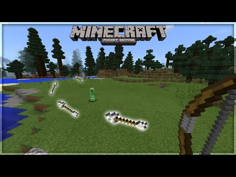 How to make an auto aim in minecraft pe - Command block Creation