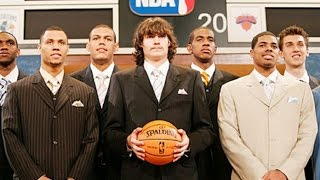 10 WORST Draft Classes in NBA History