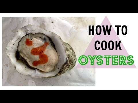 How to Cook Oysters - Baked Oysters - Cooking Oysters in the Oven