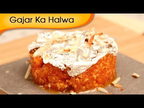 How To Make Gajar Ka Halwa Recipe - Carrot Halwa - Indian Dessert Recipe By Ruchi Bharani