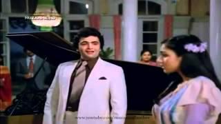 Jeevan Ke Din Chotay Sahi Full Length Song Kishore Kumar Rishi Kapoor Tina Mun