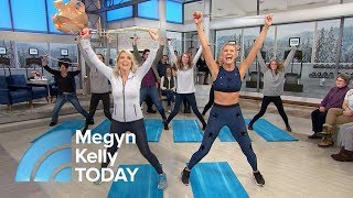 Exercise Moves You Can Do At Home With Just A Jump Rope | Megyn Kelly TODAY
