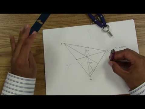 Geometry: Points of Concurrency