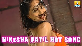 Nikesha Patil Hot Song - Dahana Dahana - Narasimha Movie