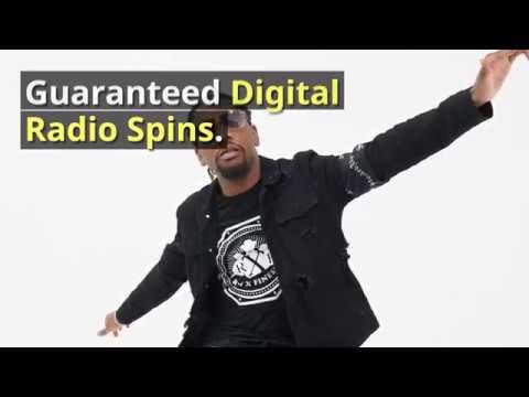 Get Radio airplay on Internet Radio, College Radio, Mixshows and FM Stations