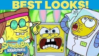 SpongeBob's Top 20 Best Looks! 😎   #TBT