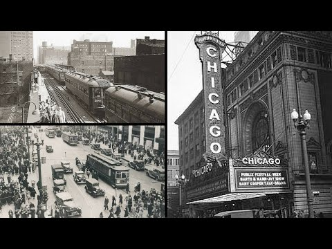 Chicago in the 1930s