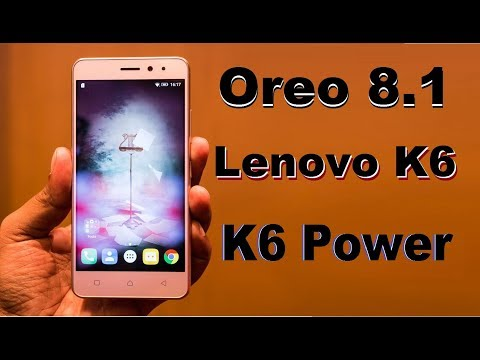 How to Update Android Oreo 8 1 in Lenovo K6 and K6 Power(LineageOS