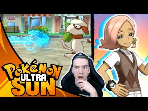 THIS GAME IS WAY HARDER THAN BEFORE! Pokemon Ultra Sun Let's Play Walkthrough Episode 4