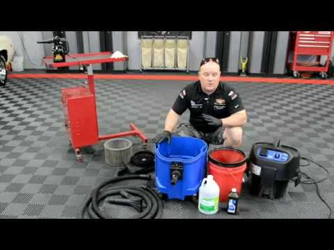 Detailing Tips and Tricks. How To Clean Your Shop Vac & Extractor